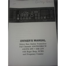 Galaxy Saturn Owners Manual