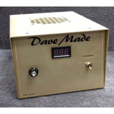 Dave Made 100 Amp Power Supply Variable Voltage