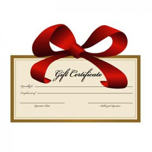 1000 Gift Certificate Copper Electronics