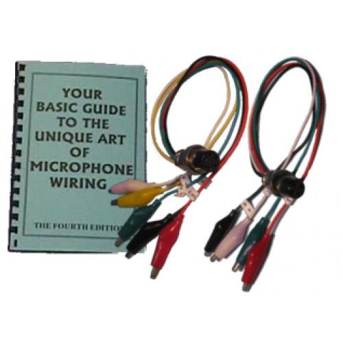 X on Cb Microphone Wiring