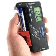 Universal Portable Battery Voltage Tester