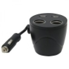 Cup Holder Power Outlet
