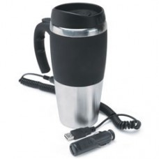 12 Volt/USB 16oz Heated Mug