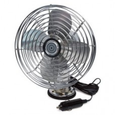 12Volt Heavy Duty Metal Fan