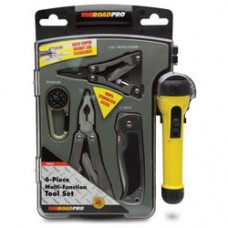 6 Piece Multi Function Tool Set