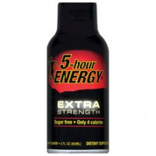 2oz. 5-Hour Extra Strength Energy Shots