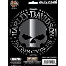 Harley Davidson Classic Decal