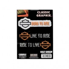 Harley Davidson Classic  Graphix