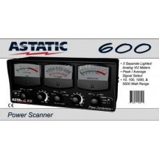 Astatic 600 Swr/Pwr/Mod