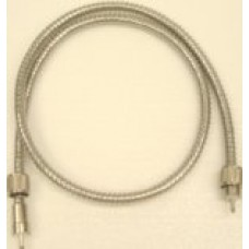Armored Coax 12ft Patch Cable