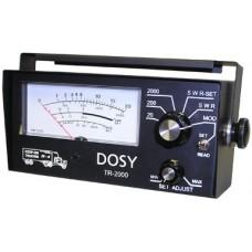 Dosy TR-2000 Mobile Watt Meter