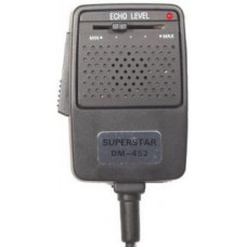 DM 452 4 Pin Power Mic