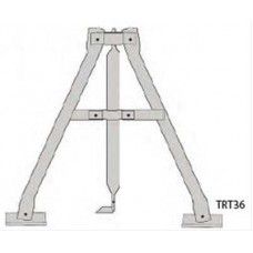 Rohn 3' Tripod Roof Tower