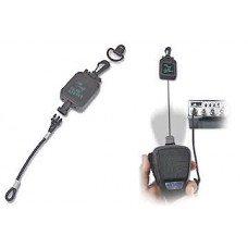 CB Microphone Retractable Gear Keeper