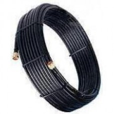18ft RG8 95% Shielded Coax Jumper