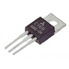 Mitsubishi 2SC 1969 Transistor